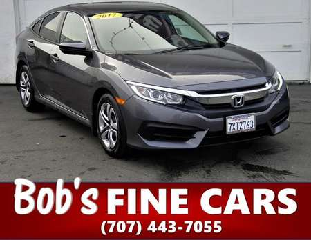 2017 Honda Civic Sedan LX for Sale  - 5047  - Bob's Fine Cars