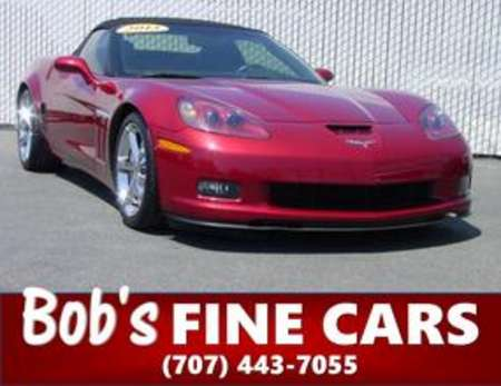 2013 Chevrolet Corvette Grand Sport 3LT for Sale  - 4669  - Bob's Fine Cars