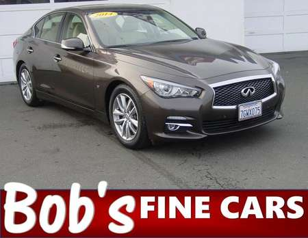 2014 Infiniti Q50 Premium for Sale  - 5067  - Bob's Fine Cars