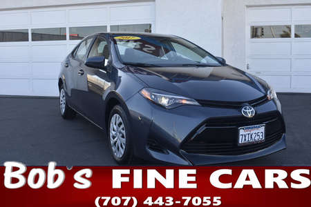 2017 Toyota Corolla LE for Sale  - 5008  - Bob's Fine Cars