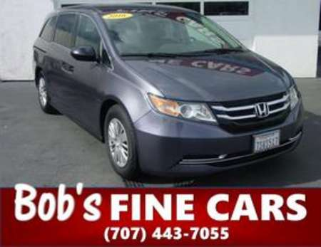 2016 Honda Odyssey LX for Sale  - 4748  - Bob's Fine Cars