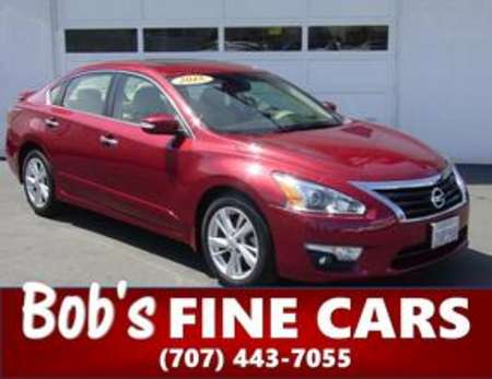 2015 Nissan Altima 2.5 SL for Sale  - 4863  - Bob's Fine Cars