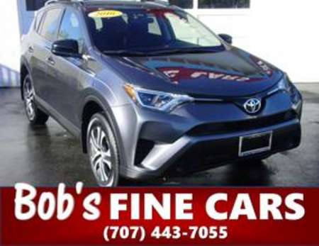 2016 Toyota Rav4 LE for Sale  - 4821  - Bob's Fine Cars