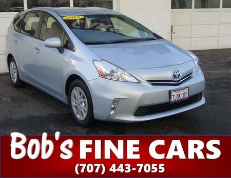 2014 Toyota Prius v Three for Sale  - 5020  - Bob's Fine Cars