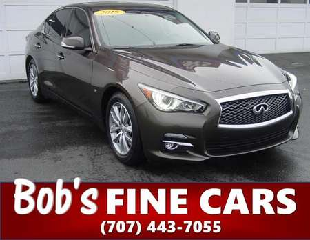 2015 Infiniti Q50 Premium for Sale  - 5036  - Bob's Fine Cars