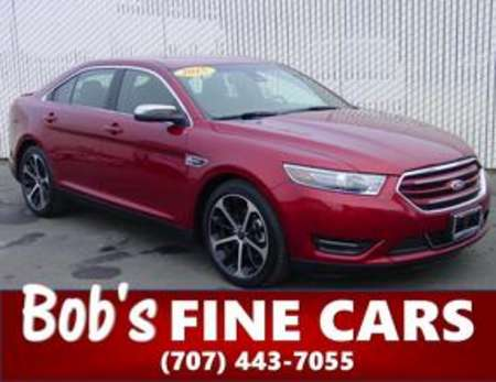 2015 Ford Taurus Limited for Sale  - 4733  - Bob's Fine Cars