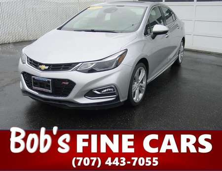 2017 Chevrolet Cruze Premier for Sale  - 5001  - Bob's Fine Cars