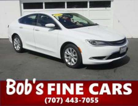 2015 Chrysler 200 C for Sale  - 4463  - Bob's Fine Cars