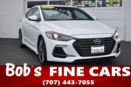 2017 Hyundai Elantra Sport for Sale  - 4997  - Bob's Fine Cars