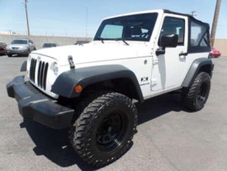 2008 Jeep Wrangler X for Sale  - W/21739  - Dynamite Auto Sales