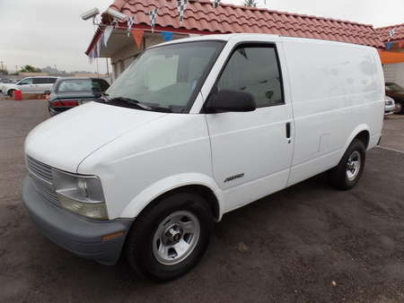 2002 Chevrolet Astro Cargo Van  for Sale  - 18099  - Dynamite Auto Sales