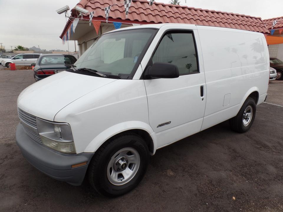 2002 Chevrolet Astro Cargo Van  - Dynamite Auto Sales