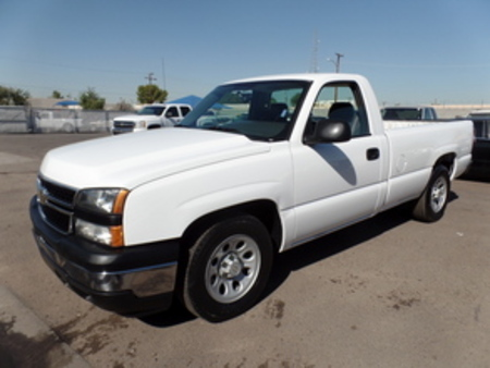 2007 Chevrolet Silverado 1500 Work Truck for Sale  - w16089  - Dynamite Auto Sales