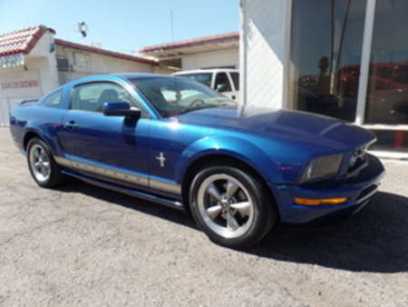 2006 Ford Mustang Premium for Sale  - 17166  - Dynamite Auto Sales
