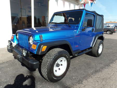 2002 Jeep Wrangler Sport for Sale  - W18004  - Dynamite Auto Sales