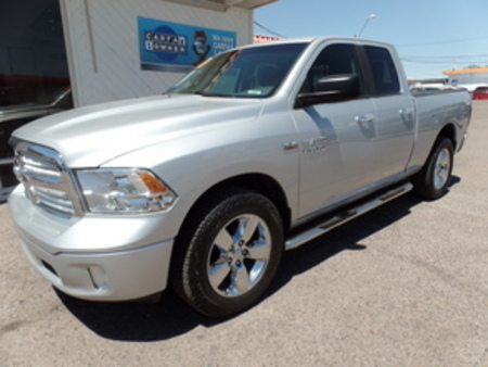 2013 Ram 1500 Big Horn for Sale  - W21744  - Dynamite Auto Sales