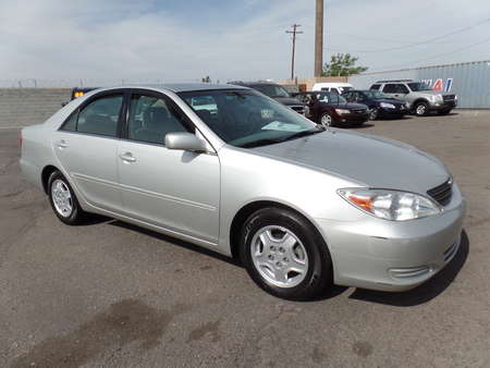 2002 Toyota Camry LE for Sale  - 18093  - Dynamite Auto Sales