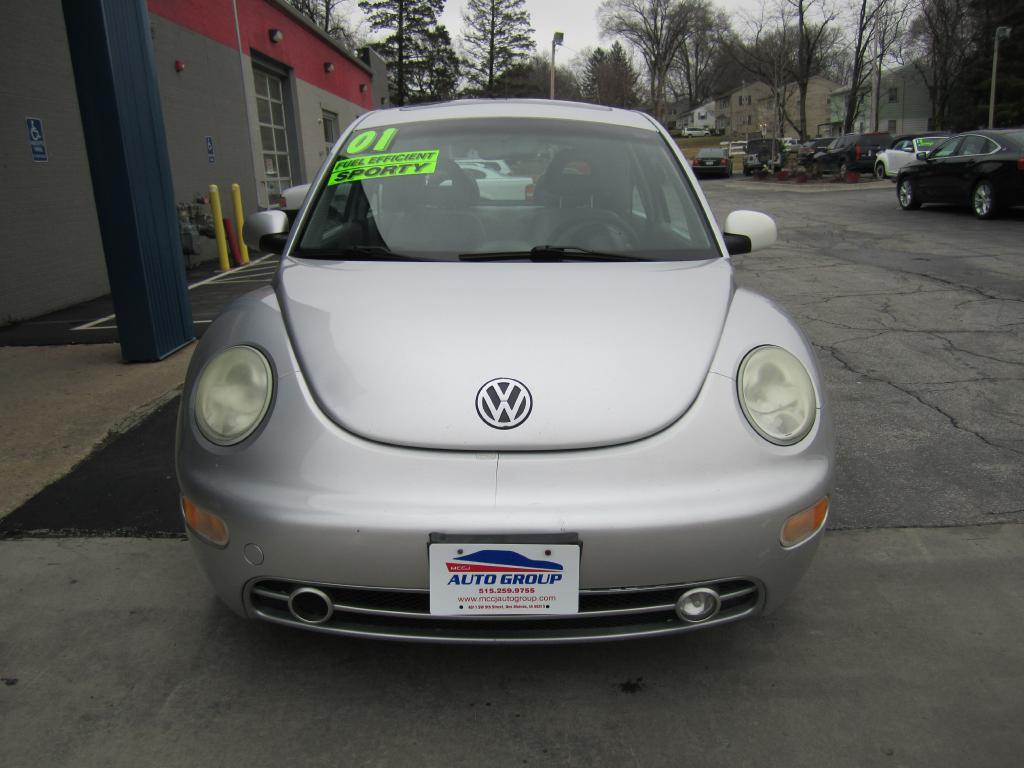 2001 Volkswagen New Beetle  - MCCJ Auto Group