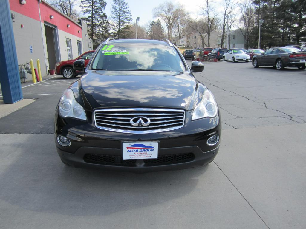 2012 Infiniti EX35  - MCCJ Auto Group
