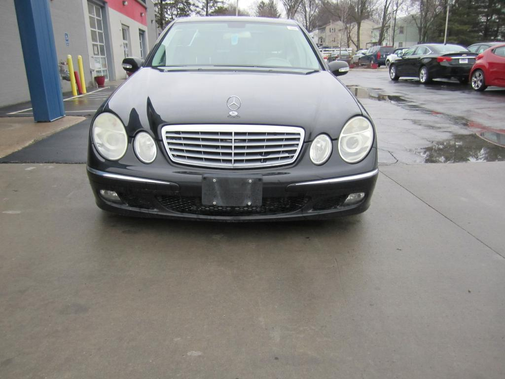 2006 Mercedes-Benz E-Class  - MCCJ Auto Group