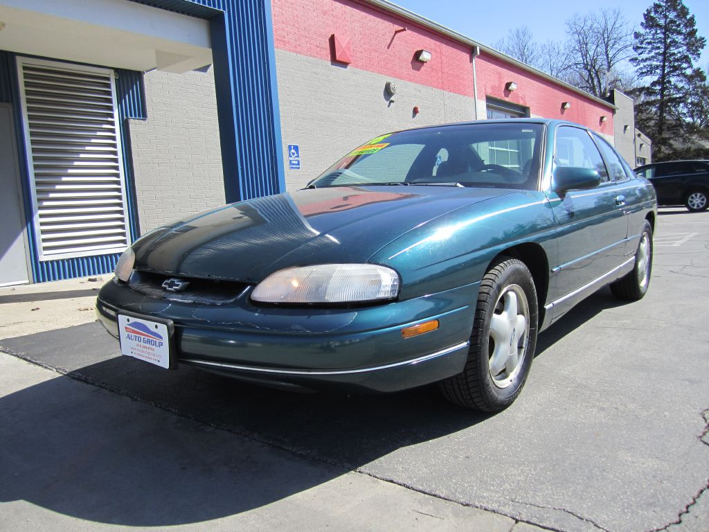 1998 Chevrolet Monte Carlo  - MCCJ Auto Group