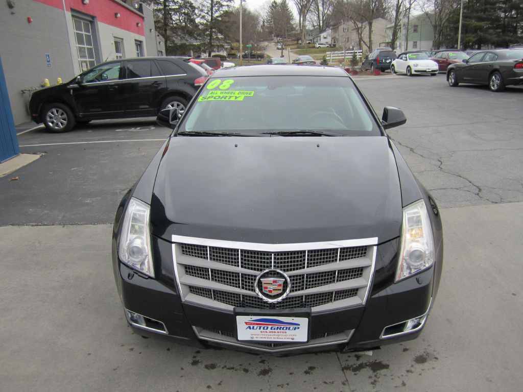 2008 Cadillac CTS  - MCCJ Auto Group