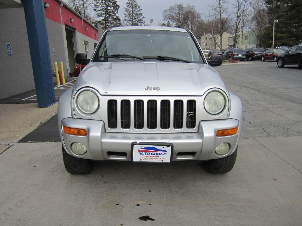 2002 Jeep Liberty  - MCCJ Auto Group