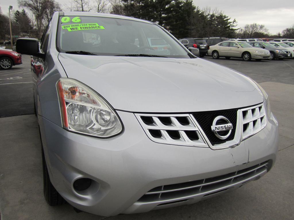 2012 Nissan Rogue  - MCCJ Auto Group