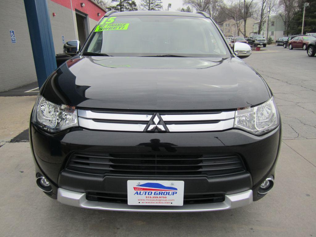 2015 Mitsubishi Outlander  - MCCJ Auto Group