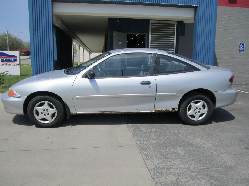 2002 Chevrolet Cavalier  - MCCJ Auto Group