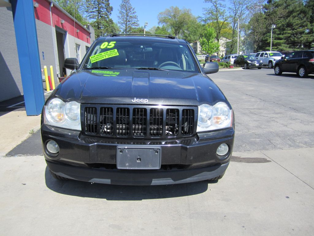 2005 Jeep Grand Cherokee  - MCCJ Auto Group