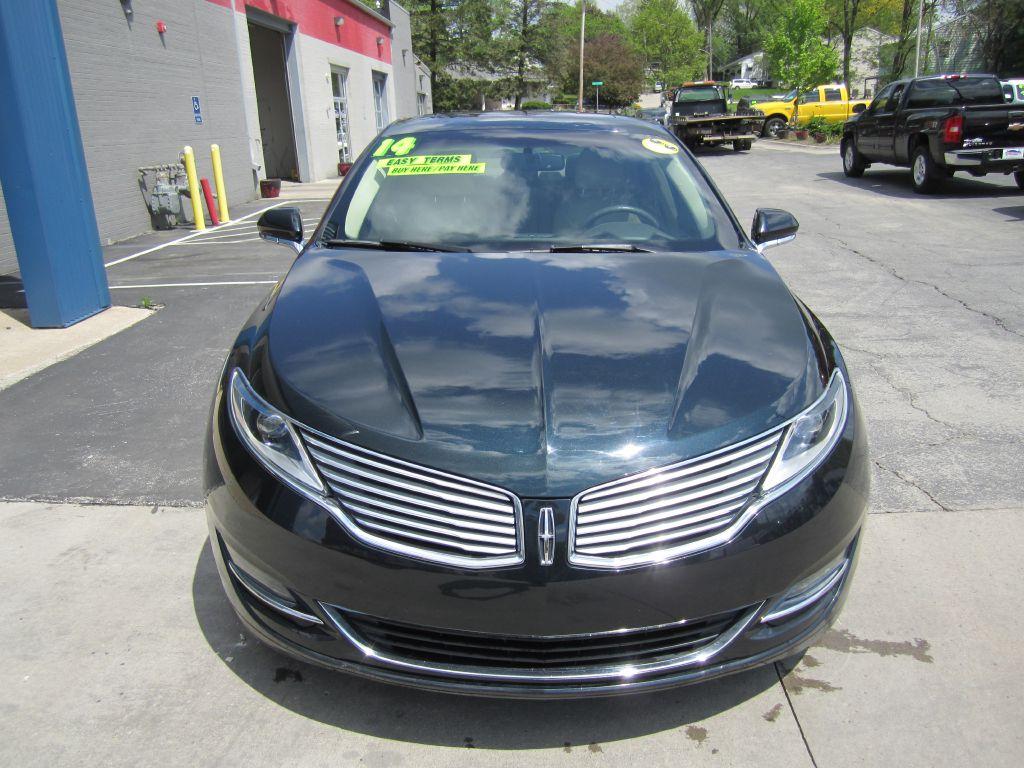 2014 Lincoln MKZ  - MCCJ Auto Group