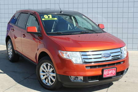 2007 Ford Edge SEL Plus AWD for Sale  - HY7288B  - C & S Car Company