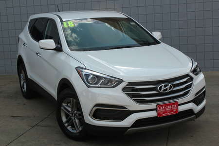 2018 Hyundai Santa Fe Sport 2.4L AWD for Sale  - HY7413  - C & S Car Company