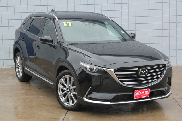 2017 mazda cx 9 signature awd stock ma2845 waterloo ia. Black Bedroom Furniture Sets. Home Design Ideas