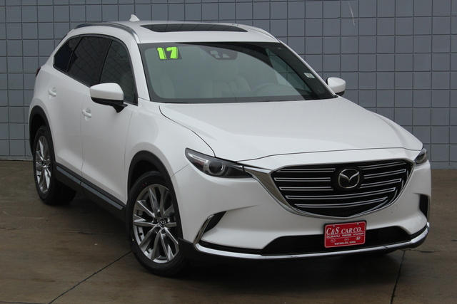 2017 mazda cx 9 grand touring awd stock ma2842 waterloo ia. Black Bedroom Furniture Sets. Home Design Ideas
