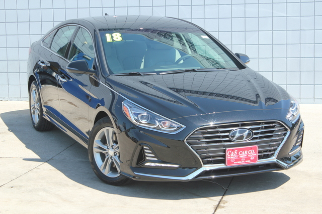 2018 hyundai sonata 2 4l limited stock hy7360 waterloo ia. Black Bedroom Furniture Sets. Home Design Ideas