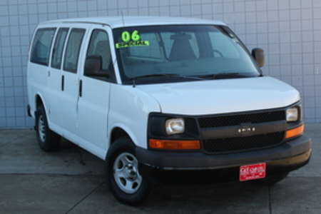 2006 Chevrolet Express Wagon for Sale  - 14250A  - C & S Car Company