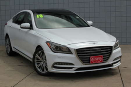 2018 Genesis G80 AWD 3.8L for Sale  - HY7383  - C & S Car Company