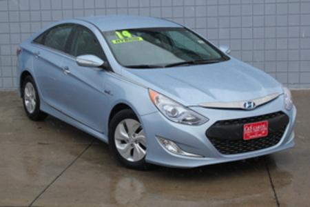 2014 Hyundai Sonata Hybrid 4D Sedan for Sale  - HY7213A  - C & S Car Company