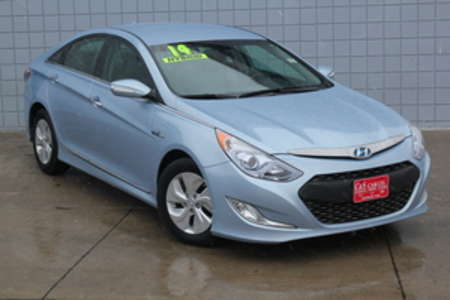 2014 Hyundai Sonata Hybrid 4D Sedan for Sale  - HY7213A  - C & S Car Company