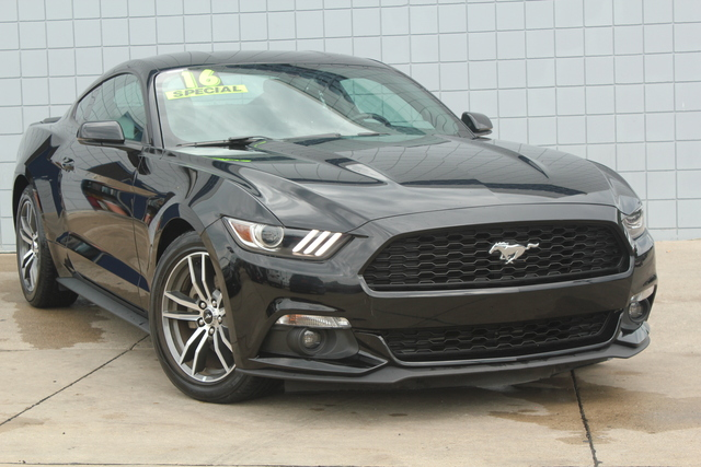 2016 Ford Mustang  - C & S Car Company