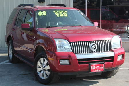 2008 Mercury Mountaineer AWD for Sale  - R14698  - C & S Car Company