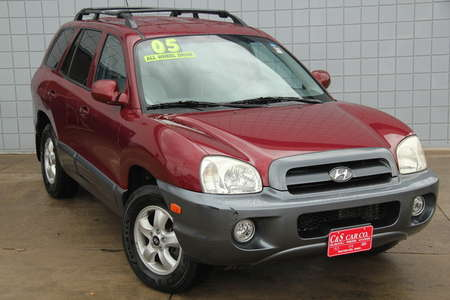 2005 Hyundai Santa Fe GLS 4WD for Sale  - MA2443C  - C & S Car Company