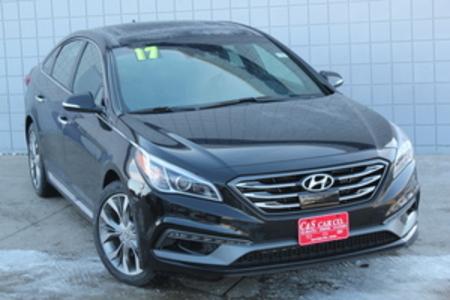2017 Hyundai Sonata Limited 2.0T for Sale  - HY7233  - C & S Car Company