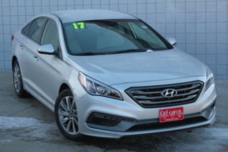 2017 Hyundai Sonata Sport for Sale  - HY7231  - C & S Car Company