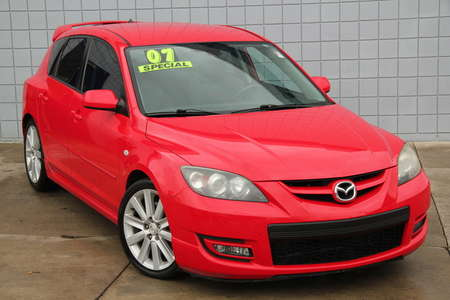 2007 Mazda Mazda3 Sport MazdaSpeed Hatchback for Sale  - MA3004A  - C & S Car Company