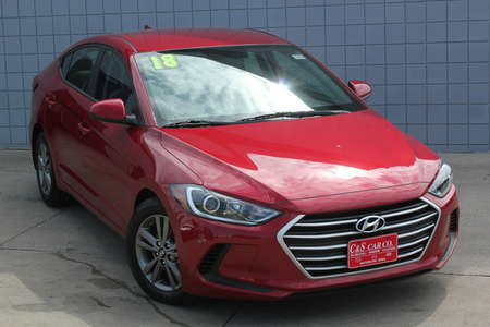 2018 Hyundai Elantra SEL for Sale  - HY7417  - C & S Car Company