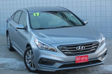 2017 Hyundai Sonata Sport for Sale  - HY7236  - C & S Car Company
