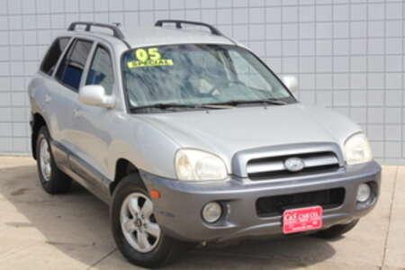 2005 Hyundai Santa Fe GLS  3.5L for Sale  - HY7222A  - C & S Car Company